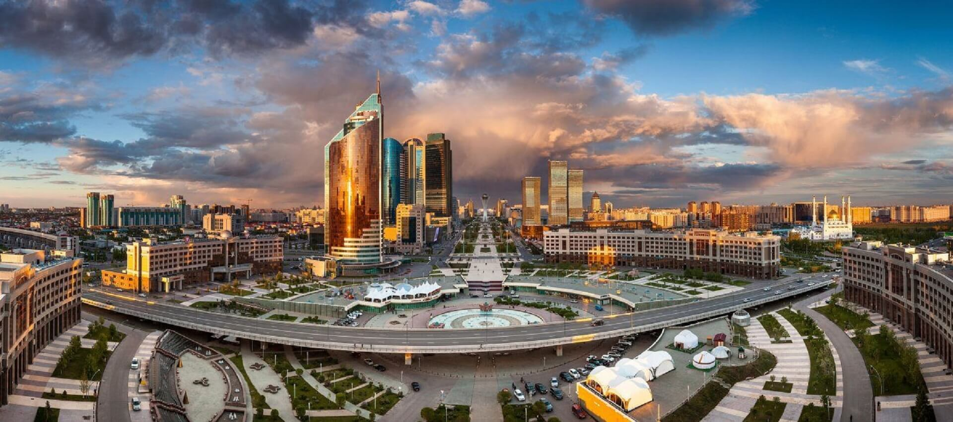 Astana City Tour: excursion in a Capital of Kazakhstan