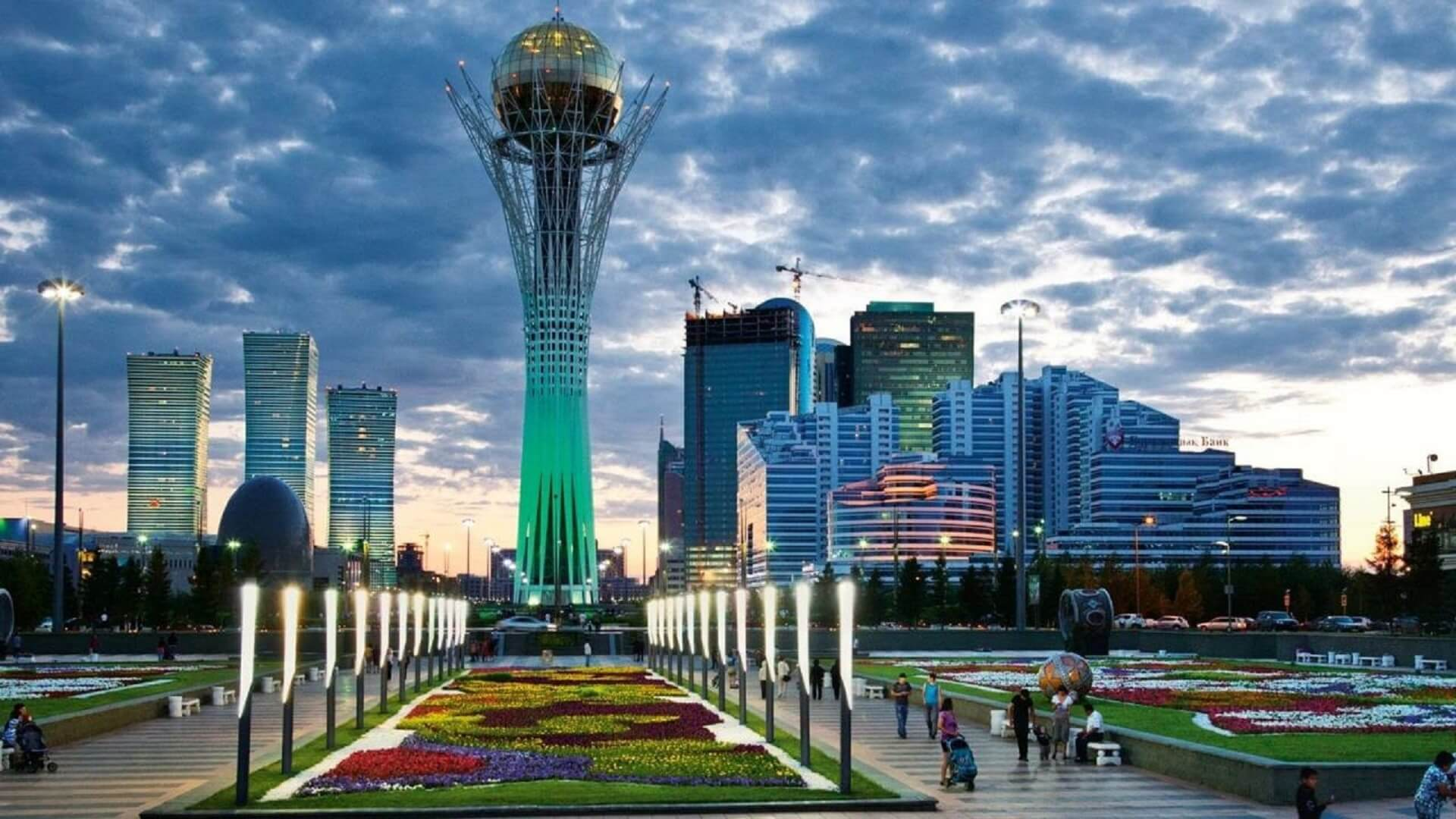 Astana and Almaty Cities: two capitals of Kazakhstan