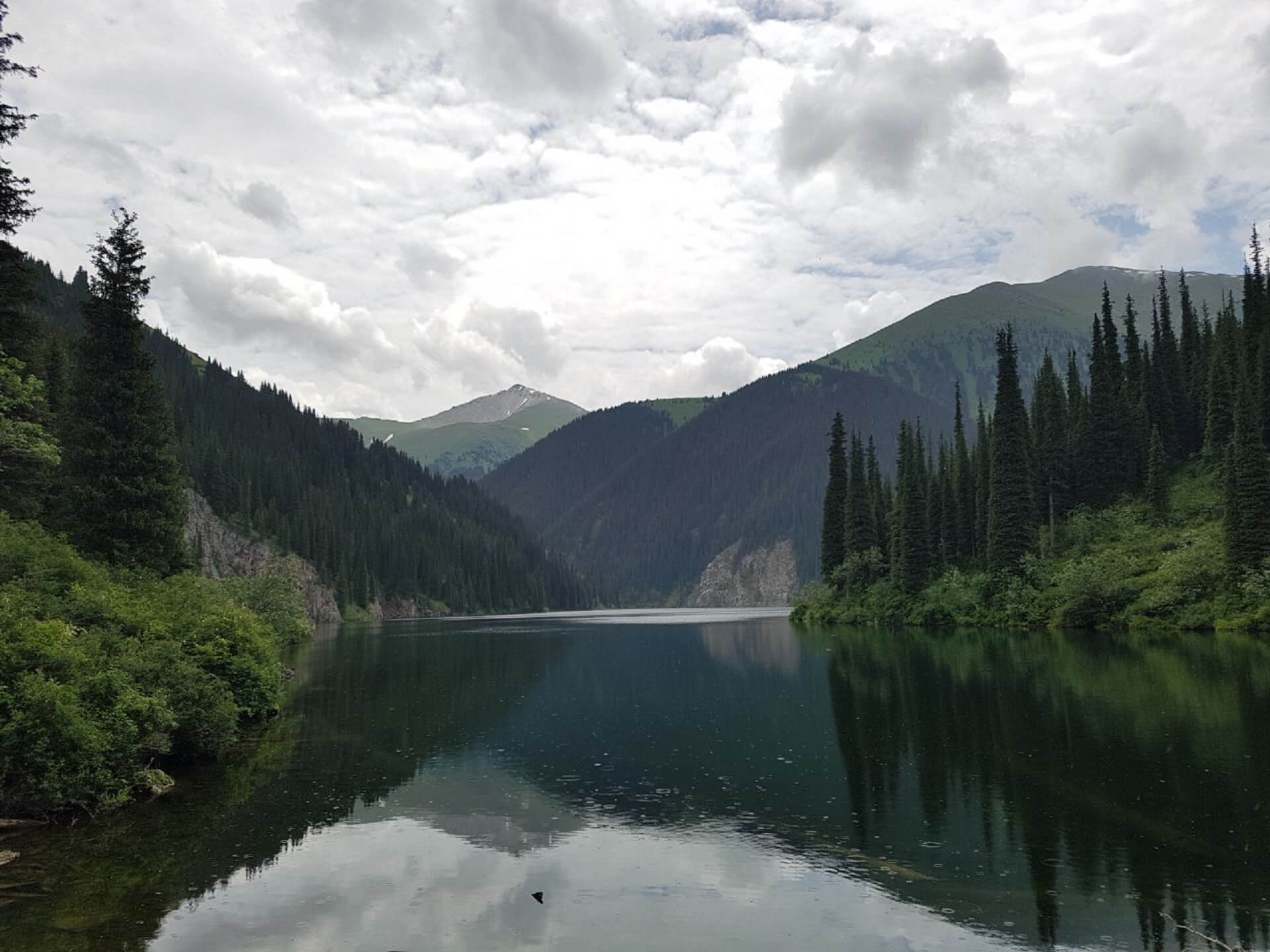 Kolsay and Kaindy lakes tour from Almaty